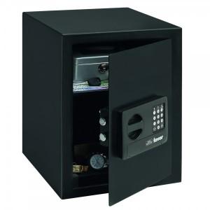 Seifuri pentru mobilier Burg Wachter Favor S7E 415 x 310 x 350 mm negru