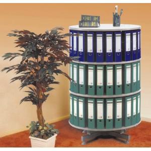 Coloana rotativa pentru bibliorafturi 800 x 930 mm