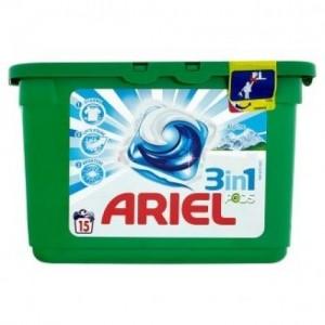 Ariel Detergent 3in1, capsule PODS 15buc/set