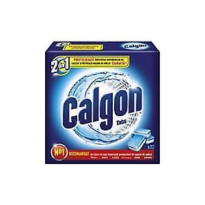 Finish Calgon tablete 12 buc/set