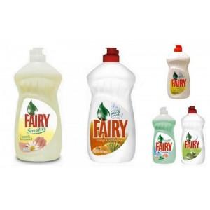 Fairy 450 ml - Diverse arome
