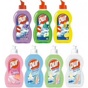 Pur 450 ml - Diverse arome