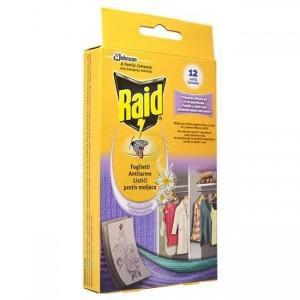 Raid protect molii gel 2/set - Parfum Divers
