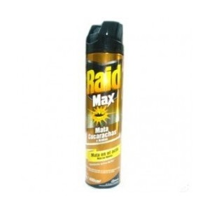 Insecticid Raid Max spray 300 ml - Parfum Divers