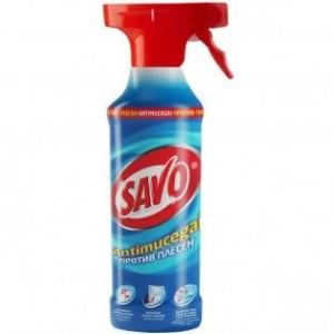 Solutie antimucegai 500 ml cu pistol Savo pt baie - Parfum Divers
