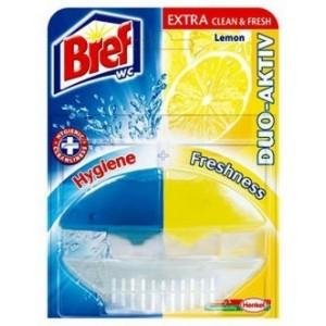 Bref Duo Activ Gel Rez 60 ml - Parfum Divers