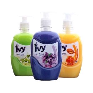 Sapun lichid Ivy 500ml cu pompita - Parfum Divers