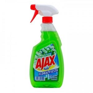 Ajax detergent pentru geam cu pulverizator - 500ml - Parfum Divers