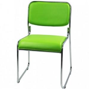 Scaun de conferinta HRC604, verde