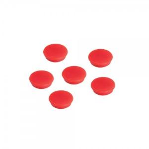 Magneti de sustinere A-series pentru tabla 13 mm rosu 10 bucati/set