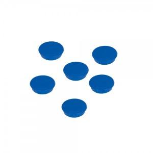 Magneti de sustinere A-series pentru tabla 24 mm albastru 10 bucati/set