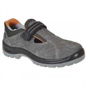 Sandale de Protectie cu bombeu metalic Steelite Obra S1