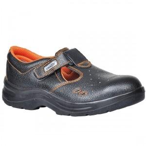 Sandale de Protectie cu bombeu metalic si lamela antiperforatie Steelite S1P