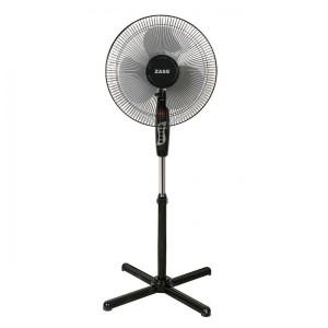 Ventilator cu picior negru ZF 1604