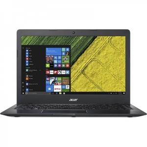 Acer 14'' Swift 1 SF114-31 HD Procesor Intel Celeron N3060 (2M Cache up to 2.48 GHz) 4GB 64GB eMMC GMA HD 400 Win 10 Home Black