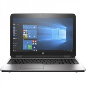 HP 15.6'' ProBook 650 G3 FHD Procesor Intel Core i5-7200U (3M Cache up to 3.10 GHz) 8GB DDR4 1TB GMA HD 620 FingerPrint Reader Win 10 Pro