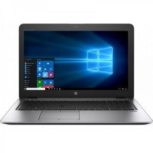 HP 15.6'' EliteBook 850 G4 HD Procesor Intel Core i5-7200U (3M Cache up to 3.10 GHz) 8GB DDR4 500GB 7200 RPM GMA HD 620 FingerPrint Reader Win 10 Pro