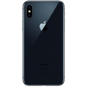 Smartphone Apple iPhone X, Hexa Core, 256GB, 3GB RAM, Single SIM, 4G, Tri-Camera, Space Grey
