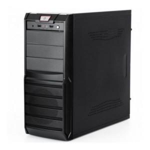 Sistem PC Besto Home&Office V2, Intel Core I3-2100 3.10 GHz, 4GB DDR3, HDD 500 GB, DVD-RW