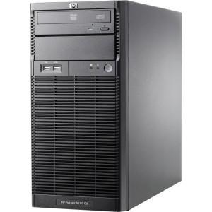 Server HP ProLiant ML110 G6 Tower Intel Xeon Quad Core X3430 2.40GHz 8GB DDR3 2 x 1TB SATA DVD-ROM PSU 300W