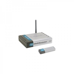 Kit Wireless D-Link DWL-922 Router + Stick