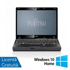 Laptop Refurbished FUJITSU Lifebook P772 Intel Core i5-3320 2.60 GHz 4GB DDR3 250GB SATA DVD-RW + Windows 10 Home