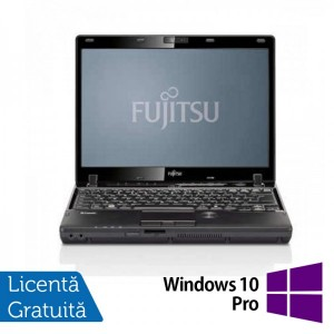 Laptop Refurbished FUJITSU Lifebook P772 Intel Core i5-3320 2.60 GHz 4GB DDR3 250GB SATA DVD-RW + Windows 10 Pro
