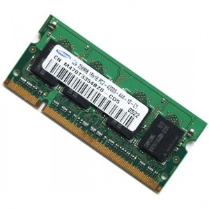 Memorie Laptop SODIMM 256Mb DDR2 PC2-4200S 533MHz