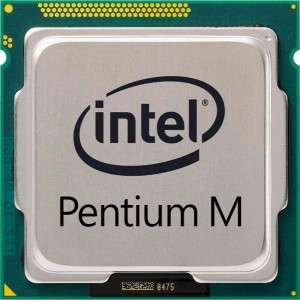 Procesor Laptop Intel Pentium M725 1.6GHz 2 MB Cache 400MHz FSB