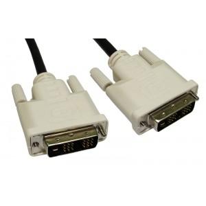 Cablu video DVI - DVI 1.80 m