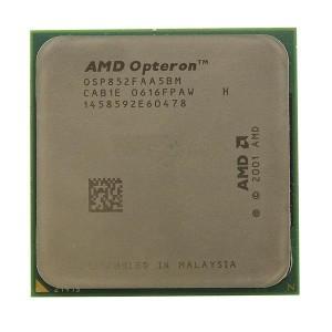 AMD Opteron 852 OSP852FAA5BM 2600 mhz Socket 940