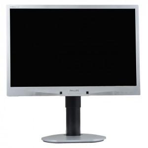 Monitor Philips 220BW LCD 22 inch 1680 x 1050 dpi Grad A- Fara Picior