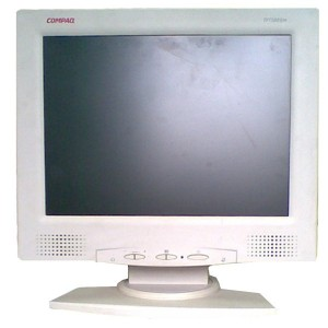 Monitor COMPAQ 5005m LCD 15 inch 1024 x 768 VGA Grad A-