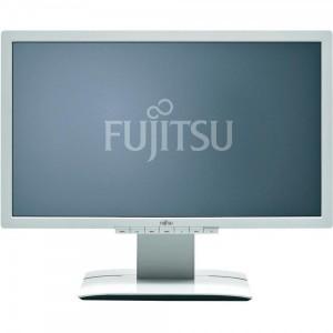 Monitor LED Fujitsu B23T-6 23 inch 1920 x 1080 VGA DVI DisplayPort Contrast Dinamic 2000000:1 Grad C Fara Picior