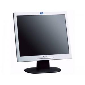 Monitor HP L1702 LCD 17 inch 1280 x 1024 VGA Grad A- Fara Picior