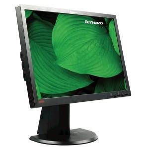 Monitor LENOVO ThinkVison L2440P LCD 24 inch 1920 x 1200 VGA DVI USB Grad C