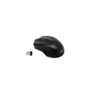 Mouse Wireless Spacer SPMO-W02 2.4GHz. 4D 800/1200/1600dpi