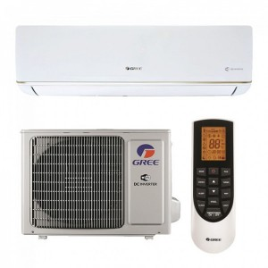 Aer conditionat Gree Bora A5 GWH09AAB-K3DNA5A, 9000 BTU, Clasa A++/A+, Wi-Fi, Inverter, Kit instalare inclus