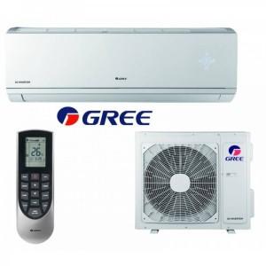 Aer conditionat Gree Lomo Eco Inverter B8 RGWH09QB-K6DNB8I, 9000 BTU, Clasa A++/A+, Inverter