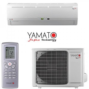 Aer conditionat Yamato YW12IG1, 12000 BTU, Clasa A++/A+, Inverter