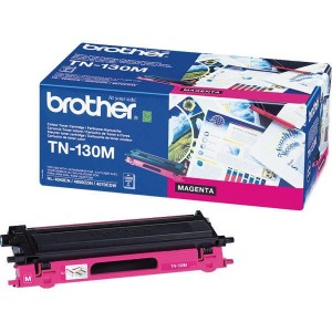 Consumabil Original TN-130M: Brother TN-130 Toner Ctg Magenta 1.5k