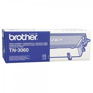 Consumabil Original TN3060: Brother TN-3060 Toner Ctg Black 6.7k