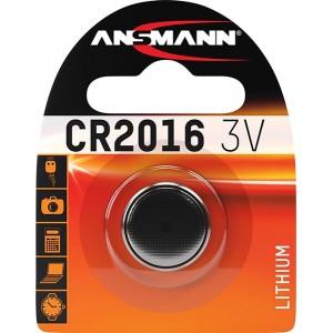 Batterie CR2016 ANSMANN Knopfzelle - 5020082