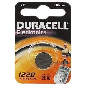Batterie CR1220 DURACELL Knopfzelle - 030305