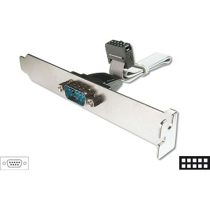 DIGITUS Serielle Slotblende - AK-610300-003-E