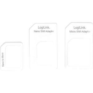 LogiLink Dual Sim Card Adapter - AA0047