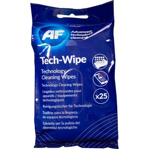 AF Mobile Tech Cleaning Wipes - MTW025P