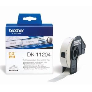 Imprimanta BROTHER Mehrzweck-Etiketten - DK11204