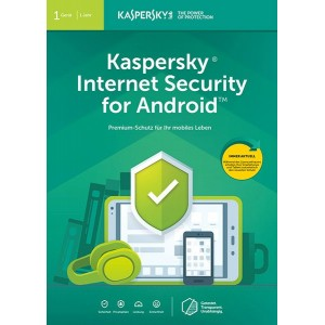 KASPERSKY Internet Sec. for Android 1U - KL1091G5AFS-9