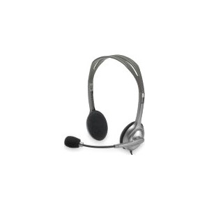 CASTI LOGITECH H110 WITH MICROPHONE - 981-000271